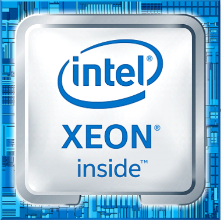 Intel Inside Xeon Logo 2015