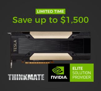 NVIDIA Tesla GPU Servers and Workstations - Thinkmate