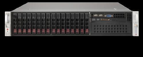 2U Rackmount Servers