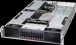 SuperMicro SuperServer GPU