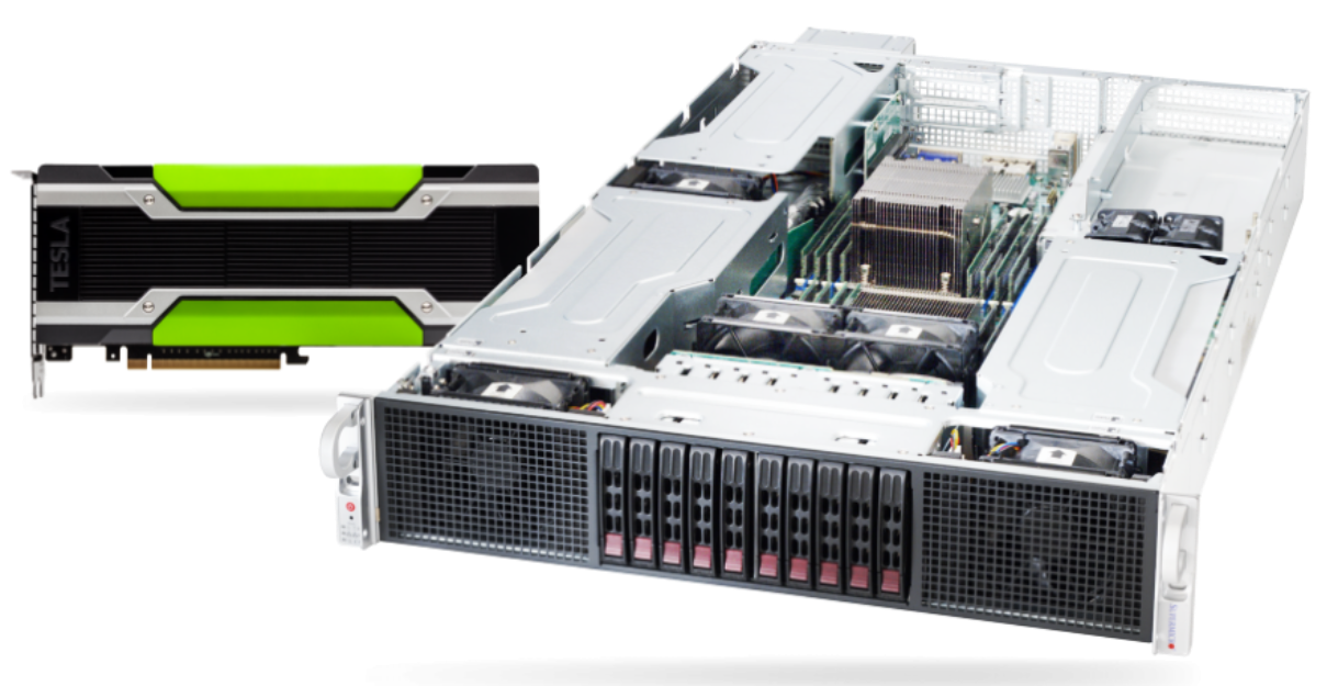 NVIDIA GPU Optimized Servers - Thinkmate