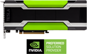 NVIDIA Tesla Preferred Solution Provider