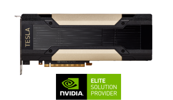 NVIDIA Tesla Elite Solution Provider