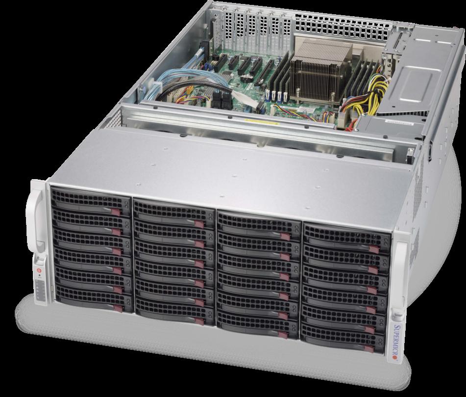 Nearline Storage Servers