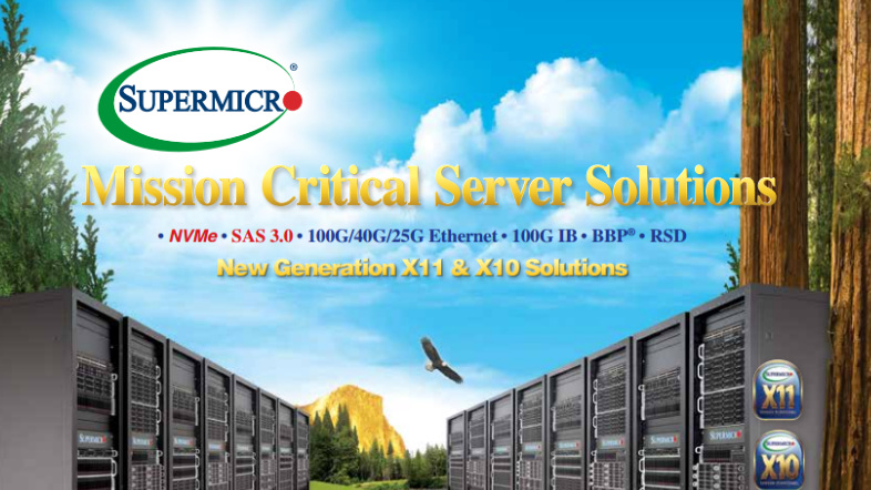 Supermicro SuperServer - Thinkmate