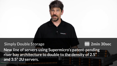 Supermicro SuperStorage - Thinkmate