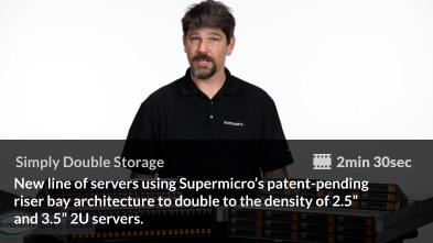 Supermicro SuperStorage - Thinkmate