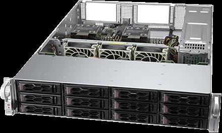 CloudDC SuperServer 620C-TN12R