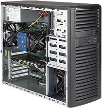 SuperMicro SuperWorkstation
