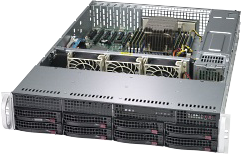 SuperMicro SuperServer Intel